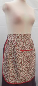 Ladies Large Pocket Half Aprons